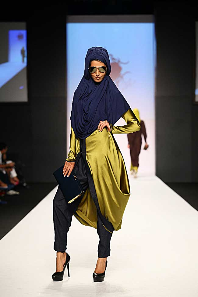 Dubai Fashion Week celebrates 9th edition
