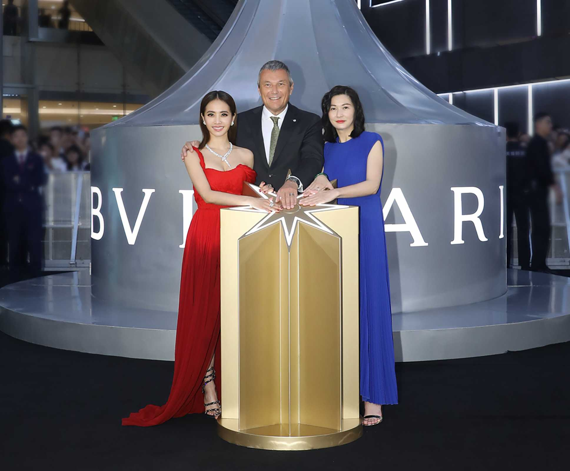 BVLGARI: открытие выставки SerpentiForm в Чэнду (Китай)