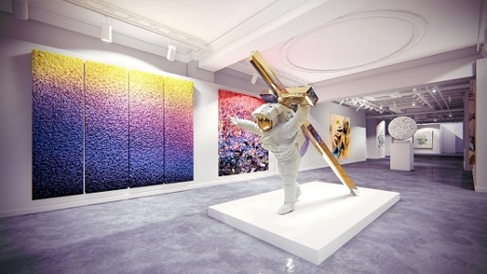 Zhuang Hong Yi Headlines Official Launch of HOFA Gallery's New State-of-the-Art Flagship Gallery in Mayfair, London