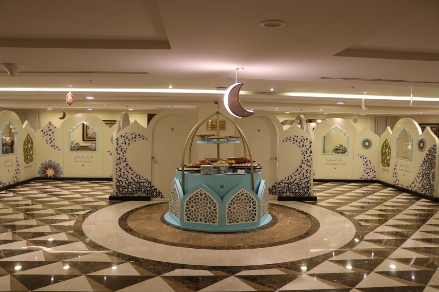 Experience Ramadan at Millennium Taiba and Al Aqeeq where spirituality meets authentic hospitality