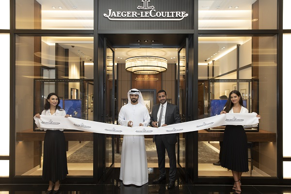 Jaeger-LeCoultre Unveils New Boutique At Mall Of The Emirates