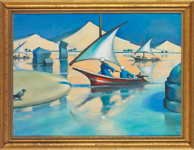 Christie's Dubai sets 18 new auction records for artists from the region