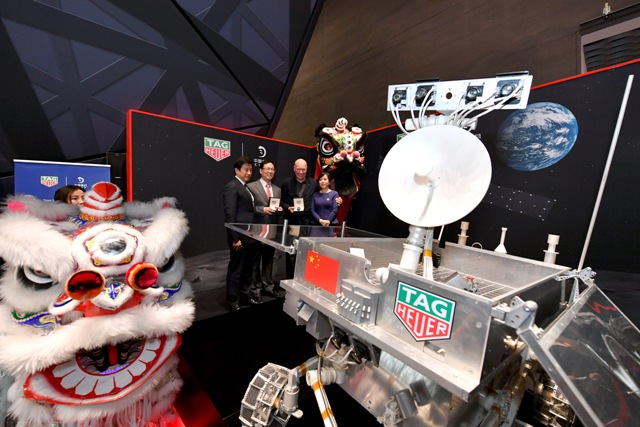Live from Basel! TAG Heuer announces partnership with China's Aerospace Industry