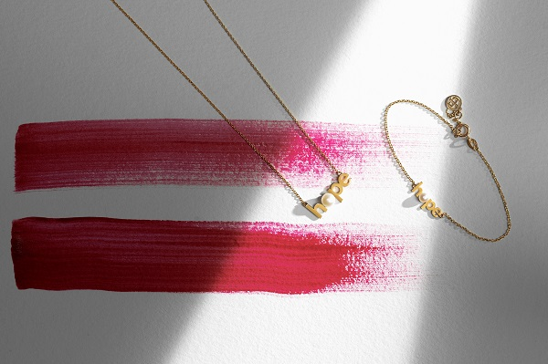 Limited Edition 'Hope' Collection by Damas