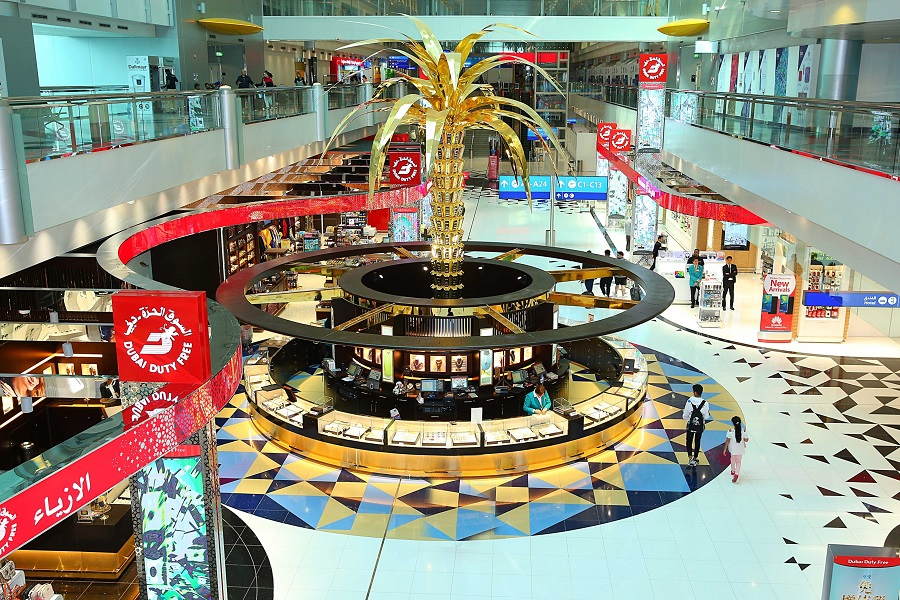 Dubai Duty Free Annual Sales Reach Dhs7.356 billion (US$2.015 billion)