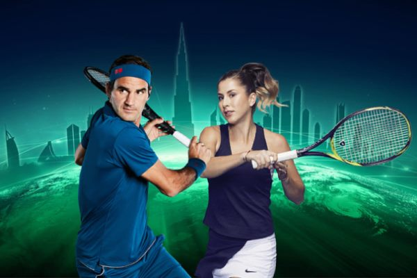 Federer and Bencic ready to defend Dubai Duty Free Tennis C'ship titles