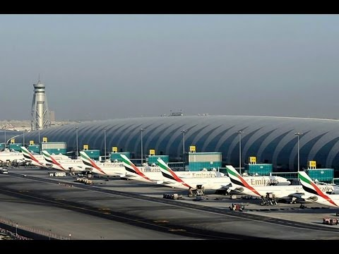 Dubai International Airport named Best Airport in the ME
