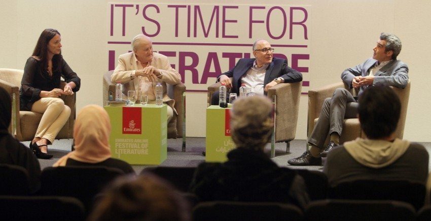 9th Emirates Airline Festival of Literature from March 3 – 11, to feature 170 writers from 35 countries