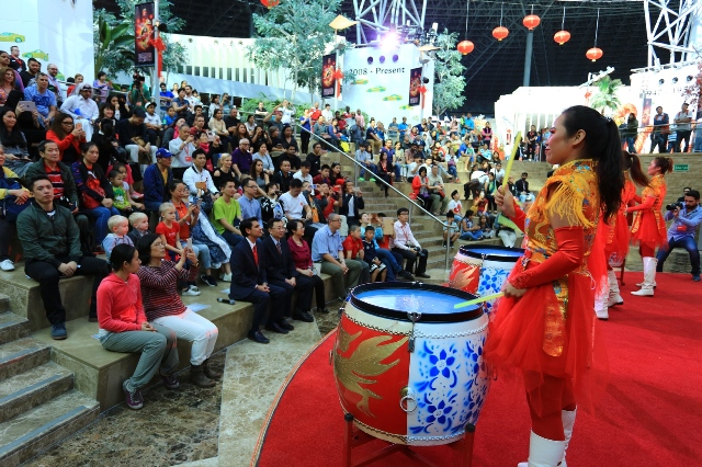 Ring in the Chinese New Year at Ferrari World Abu Dhabi