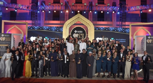 World's finest travel brands revealed at World Travel Awards Grand Final 2019 in Muscat, Oman