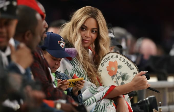 Gucci pledges a million dollars to support Beyoncé's clean-water initiative in Burundi