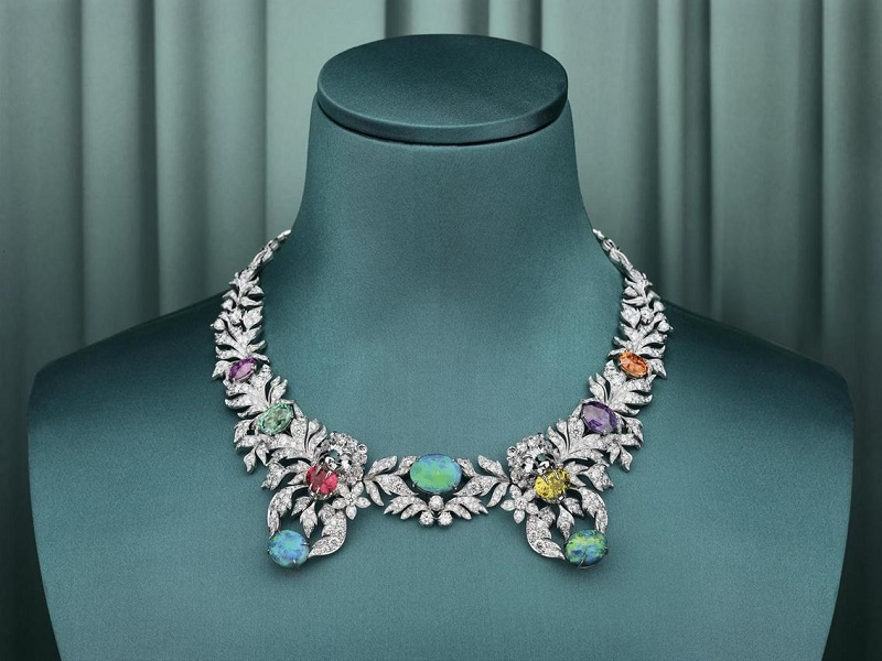 Gucci unveils its first high jewellery collection