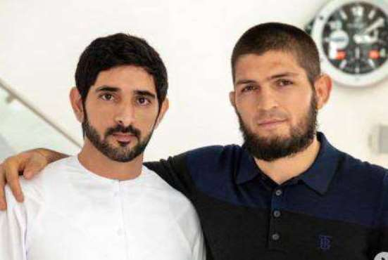 UFC: You are a champion, Sheikh Hamdan hails Khabib