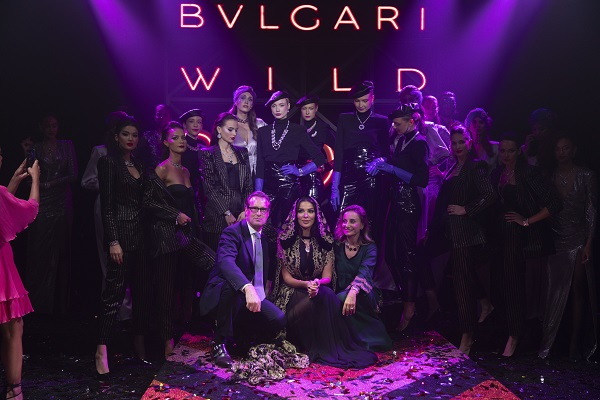 Roman Night Fever: Bvlgari unveils wild pop, its latest high jewellery collection