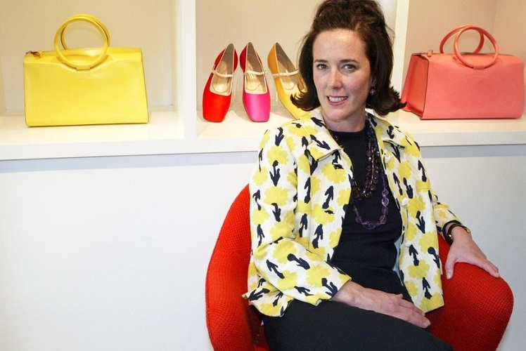 Fashion designer Kate Spade committed suicide
