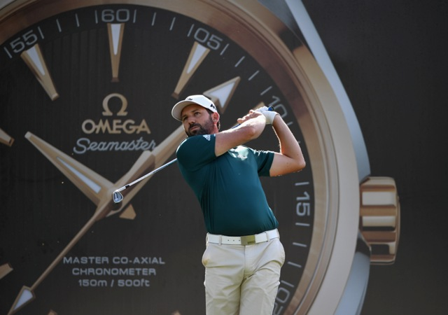 Garcia joins illustrious list of Spanish winners at Omega Dubai Desert Classic
