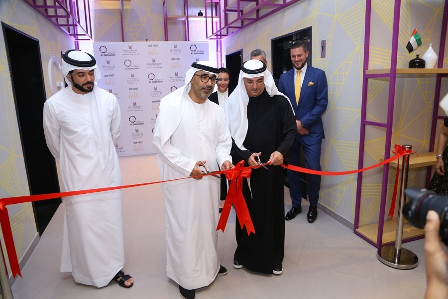 Studio M Arabian Plaza's grand opening marks Millennium Hotels & Resorts MEA's first mid-market property in UAE