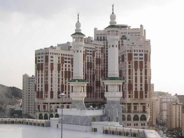 Makkah Millennium Hotel consistently ranked one of Top Two Hotels in Makkah Province by TripAdvisor