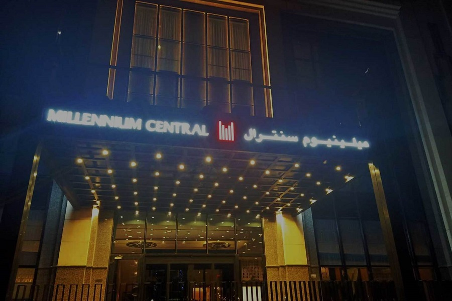 Millennium Central Kuwait Downtown inaugurates a new Shisha Terrace