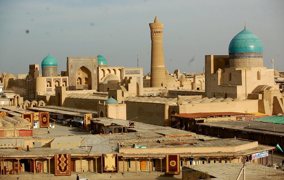 Welcome to Bukhara