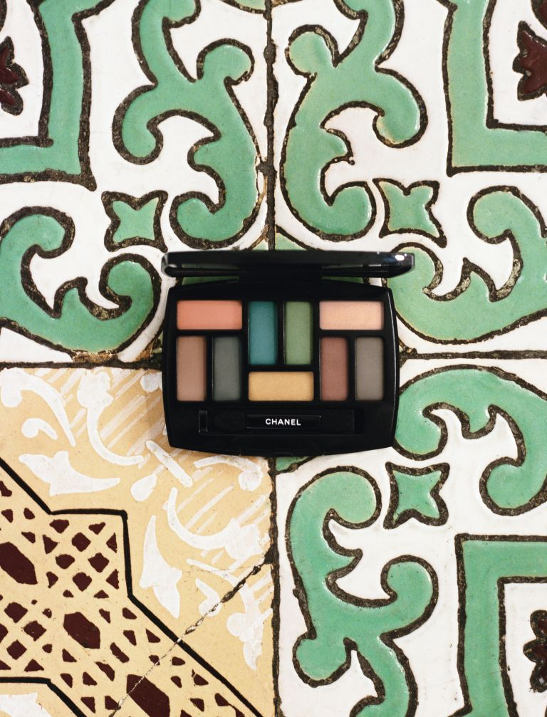 Chanel SS18 Make Up Collection