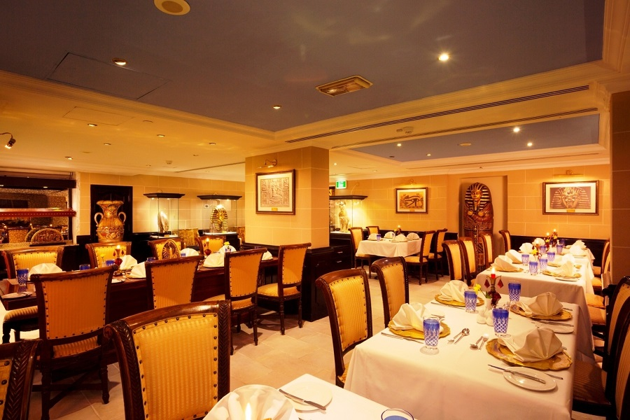 Arabian Courtyard Hotel & Spa presents Seafood and Barbecue nights