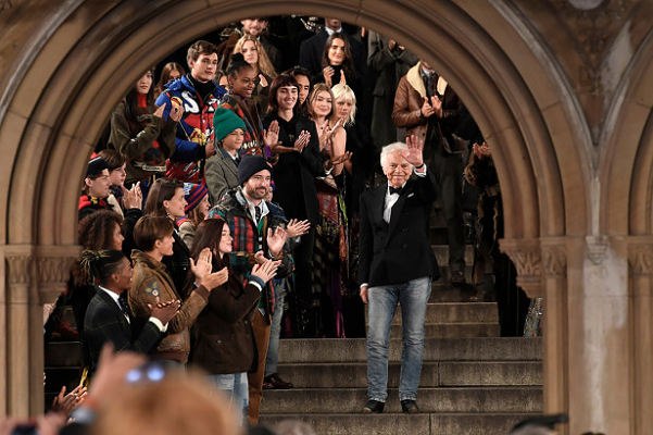 Ralph Lauren Celebrated 50th Anniversary