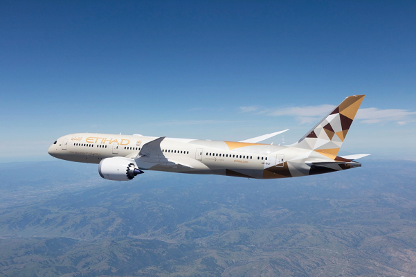 Etihad Airways has signed a partnership agreement with AccesRail