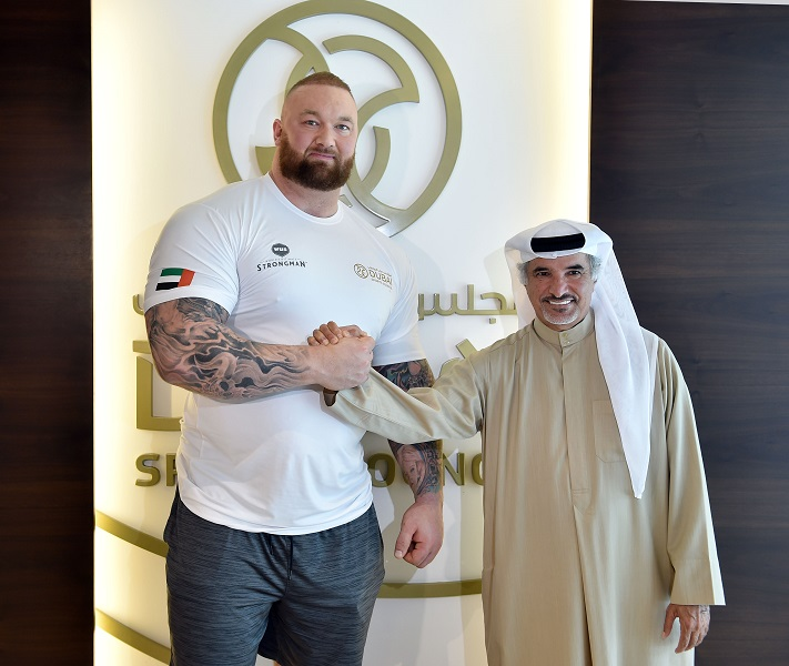 Dubai reinforces its position as home of Strongman