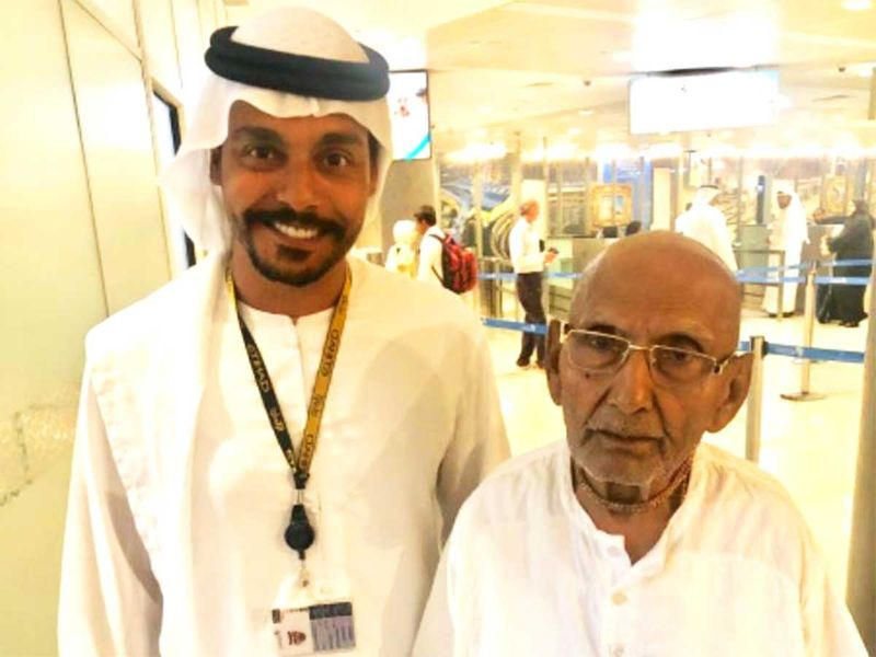 124-year-old Indian passenger stuns Abu Dhabi officials