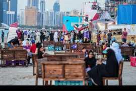 Фестиваль «Мать нации» в Абу Даби