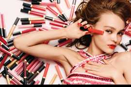 Lily-Rose Depp is the face of the Chanel makeup collection