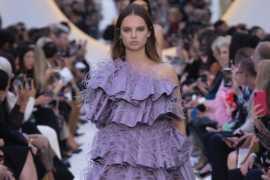 Valentino весна-лето 2020: cловно беззаботная нимфа