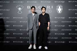 Bulgari Sisterhood Themed Party Celebrates Light and Shadow