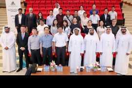 阿布扎比投资办公室组织实地考察中国食品和药品进出口商会代表团