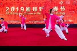 春节活动丰富多彩,迪拜欢喜过大年