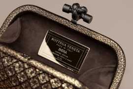 葆蝶家 (Bottega Veneta) 2018年节日礼品指南