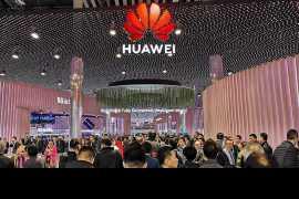 华为(Huawei)携极简5G和SoftCOM AI亮相2019世界移动大会