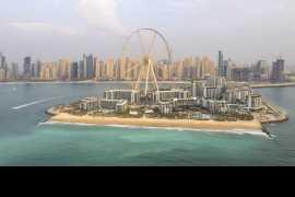 万众瞩目的迪拜蓝水凯撒皇宫酒店正式开放