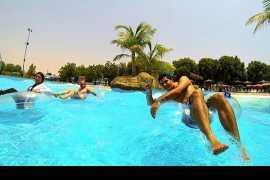 Водный Адреналин в Аквапарке Dreamland