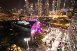 Открытие фестиваля русской культуры «Matreshka» в Дубае
