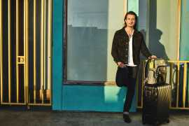 The TUMI Spring 2018 Travel collection celebrates California