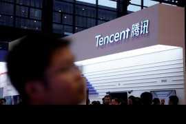 中国新的游戏限制令让腾讯市值减少200亿美元