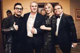 Концерты Валерия Меладзе и Стаса Михайлова открыли «Русские сезоны в Дубае»
