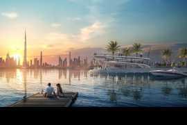 """迪拜房地产新篇章——""""中东的Riviera"""""""