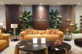AL HUZAIFA在迪拜全新开设现代时尚家具体验馆