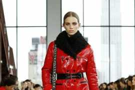 Longchamp F/W2020 at New York Fashion Week