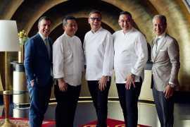 三位世界名厨携手打造最佳餐饮体验,开启标志性建筑——帆船酒店(Burj Al Arab Jumeirah)新篇章
