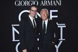 Armani and Yoox Net-A-Porter come together to design distribution model for the future