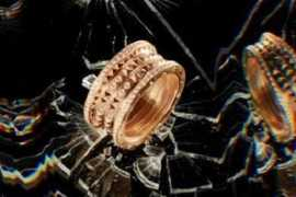 Bvlgari unveiled the B.zero1 Rock collection and the new brand compaign faces at New York fashion week
